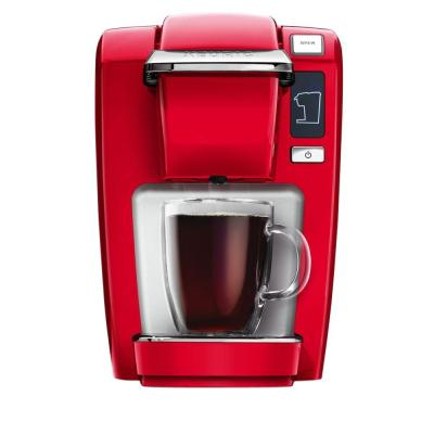 Keurig Classic Series K15 Brewer in Chili Red