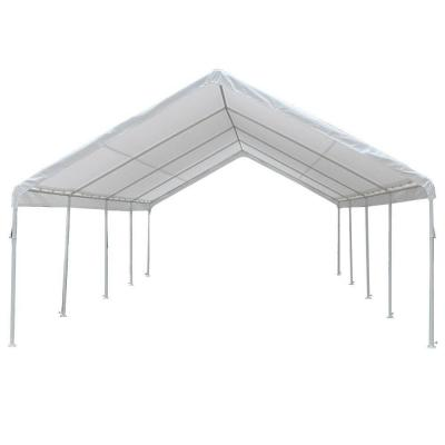 King Canopy Hercules 18 ft. W x 27 ft. D Steel Frame Canopy