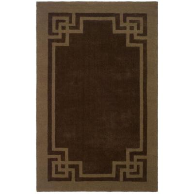Martha Stewart Living Deco Frame Bay Colt 9 ft. x 12 ft. Area Rug