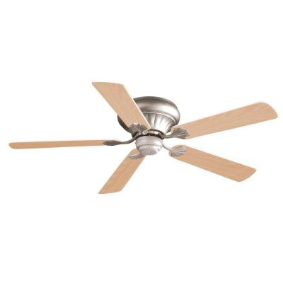 AireRyder Porter 52 in. Brushed Nickel Ceiling Fan