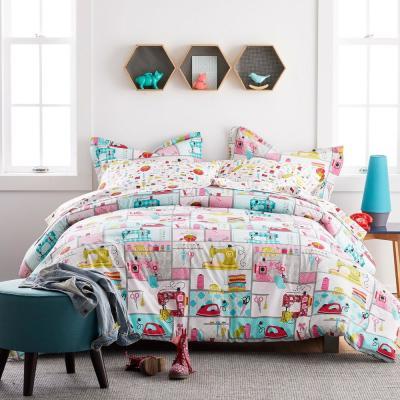 Sew Right Organic Cotton Percale Comforter