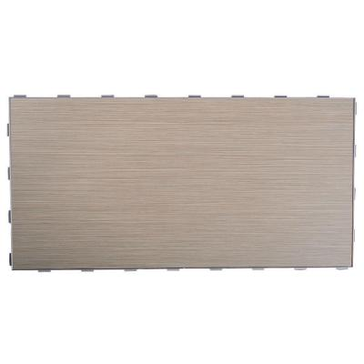Stone Bridge 12 in. x 24 in. Porcelain Floor Tile (8