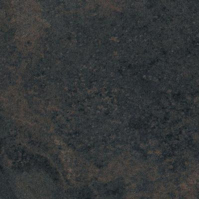 60 in. x 144 in. Laminate Sheet in Rustic Slate Fine Velvet Texture Product Photo