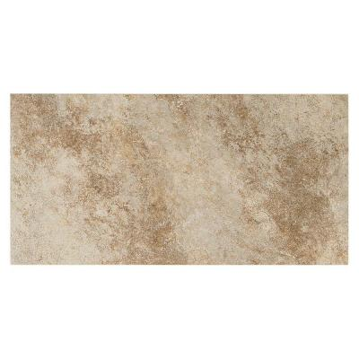 Marazzi Grand Cayman Oyster 12 In X 24 In Porcelain