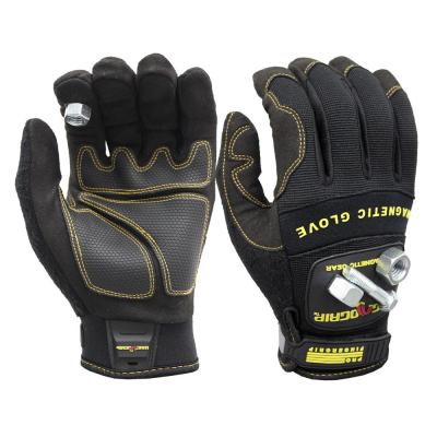 Pro FingerGrip Magnetic Glove with Touch-Screen Technology