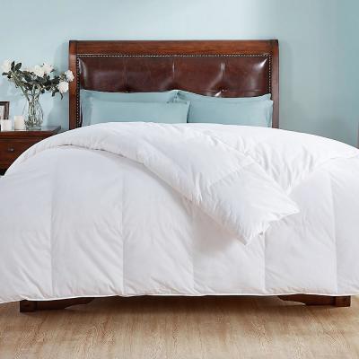 All Season Year Round Warmth White Down Comforter