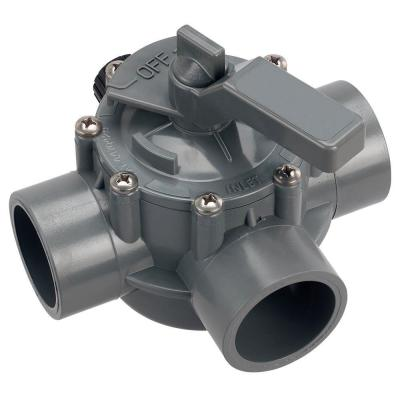 null 1-1/2 in. or 2 in. 3-Way Valve