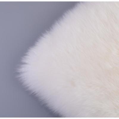 Genuine Australian Lamb Fur Sheepskin Throw Pillow