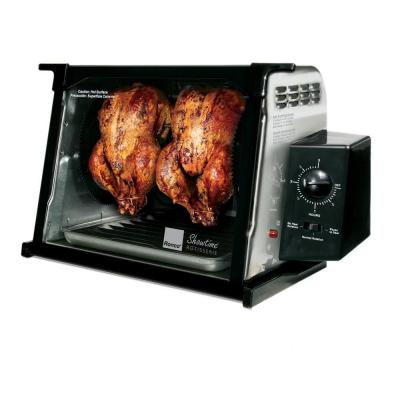 Ronco 4000 Series Rotisserie in Stainless Steel