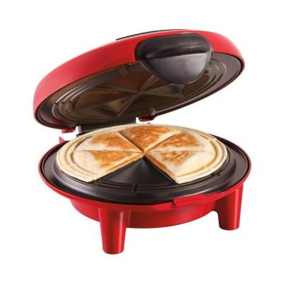 6-Wedge Quesadilla Maker in Red