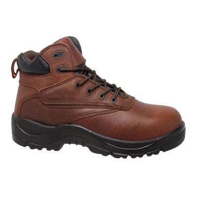 Men's Tumbled Waterproof 7'' Work Boots - Composite Toe