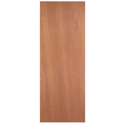 Smooth flush hardwood solid core unfinished composite interior door slab 605093 the home depot for Solid wood interior doors home depot