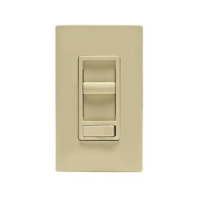 SureSlide 600-Watt Single Pole and 3-Way Incandescent-CFL-LED Slide Dimmer -