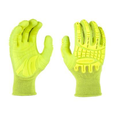 Thunderdome Impact Flex Glove in HIVSYL