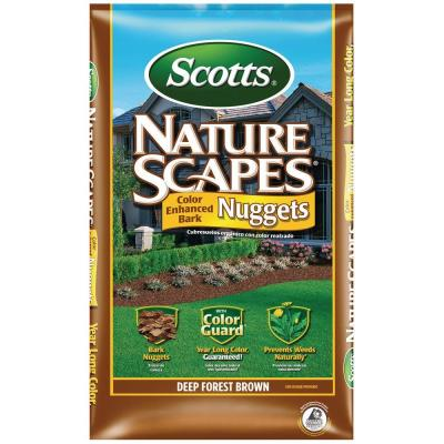Nature Scapes 2 cu. ft. Brown Nuggets Product Photo