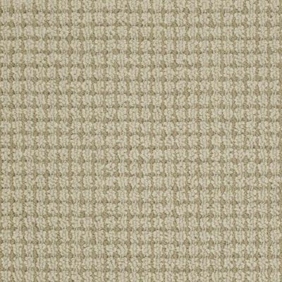 Martha Stewart Living Gloucester Hill - Color Nutshell 6 in. x 9 in. Take Home Carpet Sample