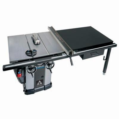 Delta 10 in 5 hp table saw with 52 in table 36 l552 for 52 table saw