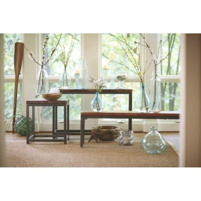 Home Decorators Collection Holbrook Coffee Bean Console Table