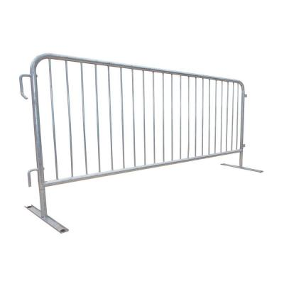 Ultra Play Crowd Barriers Commercial Park Flat Foot with Surface Mount