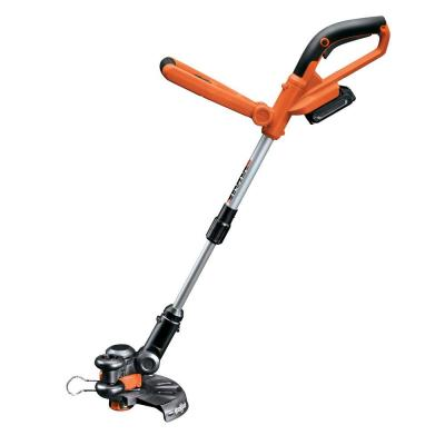 Worx 10 in. Cordless Lithium-Ion Trimmer/Edger-DISCONTINUED
