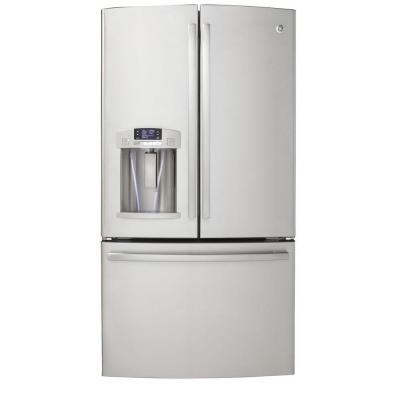 26.7 cu. ft. French Door Refrigerator in Stainless Steel