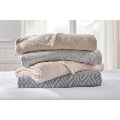 Cotton TENCEL™ Blend Blanket