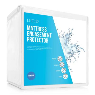 Bed Bug and Waterproof Encasement Mattress Protector