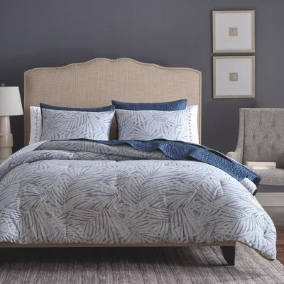 Canaria Cotton Polyester Jacquard Comforter Set