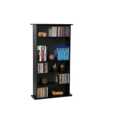 Media Storage Cabinet 240 CD or 108 DVD or 132 Blu-Ray