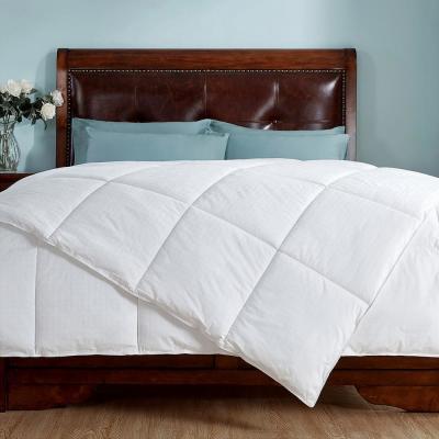 All Season Year Round Warmth White Down Alternative Comforter