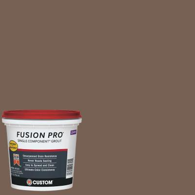 Fusion Pro #52 Tobacco Brown 1 Qt. Single Component Grout