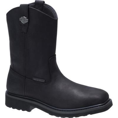 Men's Altman Waterproof Wellington Work Boots - Composite Toe
