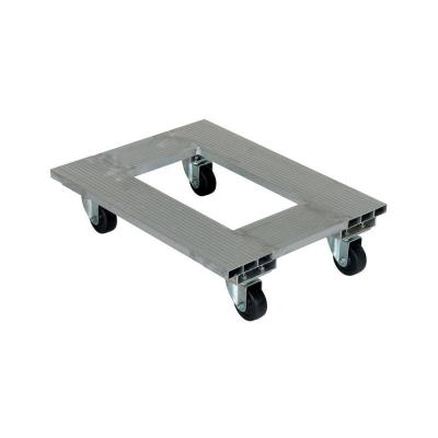 900 lb. 18 in. x 24 in. Aluminum Channel Dolly Product Photo