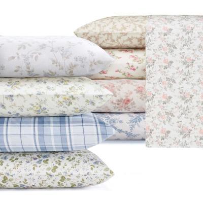 Lisalee Floral 200-Thread Count Cotton Sheet Set