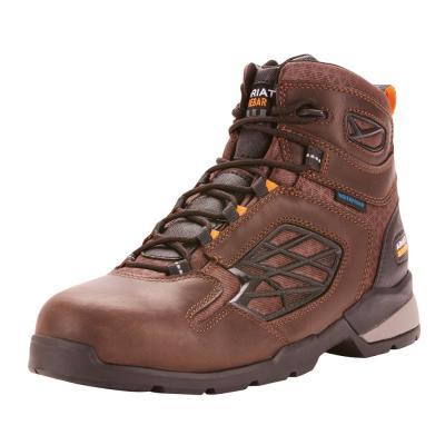 Men's Rebar Flex Waterproof 6'' Work Boots - Composite Toe