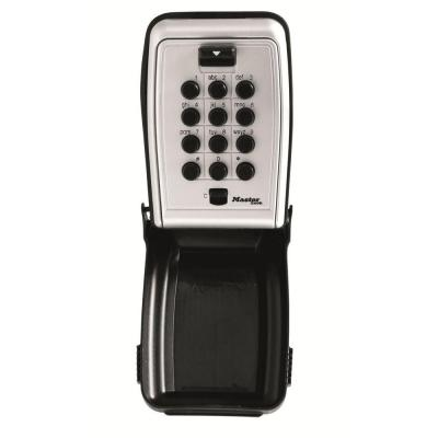 null Wall Mount Push Button Lock Box