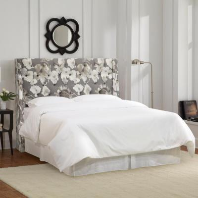 Willow Gray Queen Headboard