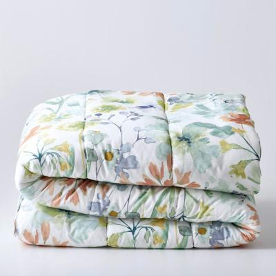 Botanical Bloom 400-Thread Count Sateen Comforter