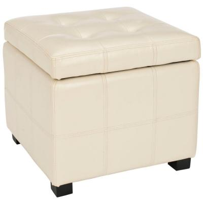 Home Decorators Collection Kerrie Square Storage Ottoman