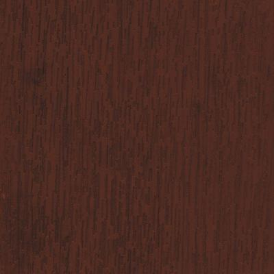 TopTile Deep Rosewood Woodgrain Ceiling and Wall Plank - 5 in. x 7.75 in. Take Home Sample
