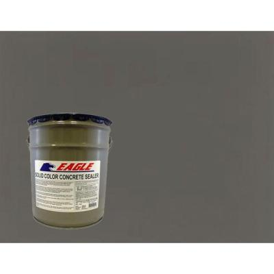 Eagle 5 gal. Muddy Gray Solid Color Solvent Based Concrete Sealer
