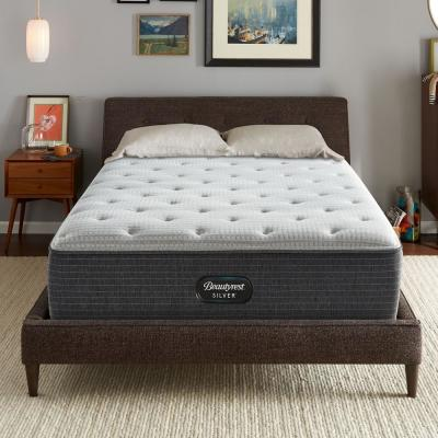14.5 in. Medium Mattress with 6 in. Box Spring