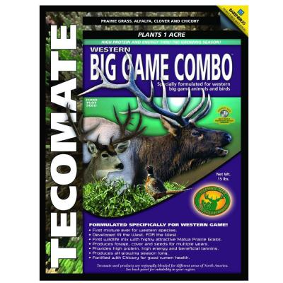 15 lb. Western Big Game Combo Professional Wildlife Seed Mix