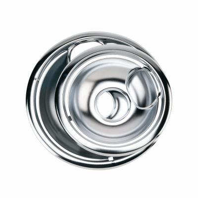 GE Drip Pans for Electric Ranges (4-Pack)