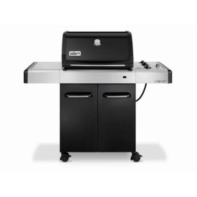 Weber Spirit E-310 3-Burner Propane Gas Grill with Cast Iron Grates-DISCONTINUED