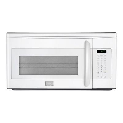 1.5 cu. ft. Over the Range Convection Microwave in White