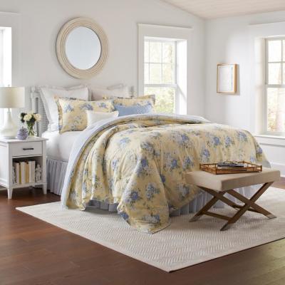 Maybelle Cotton Comforter Set