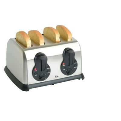 4-Slice Toaster in Stainless Steel-DISCONTINUED