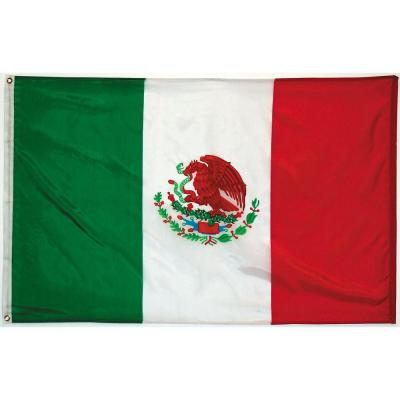 3 ft. x 5 ft. Mexico Flag