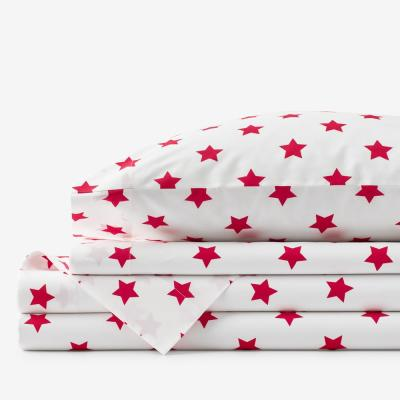 Company Kids™ Stars Geometric 200-Thread Count Organic Cotton Percale Sheet Set